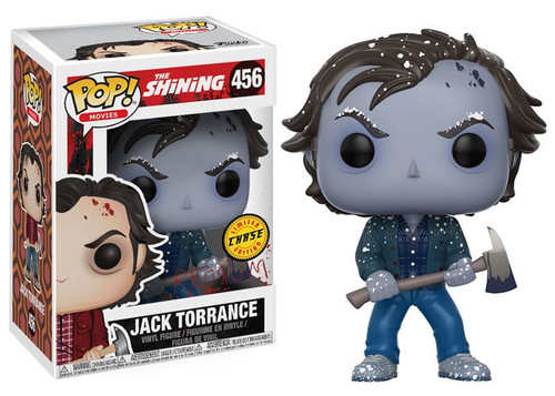Funko The Shining POP! Movies Jack Torrance Vinyl Figure #456 [Chase Version]