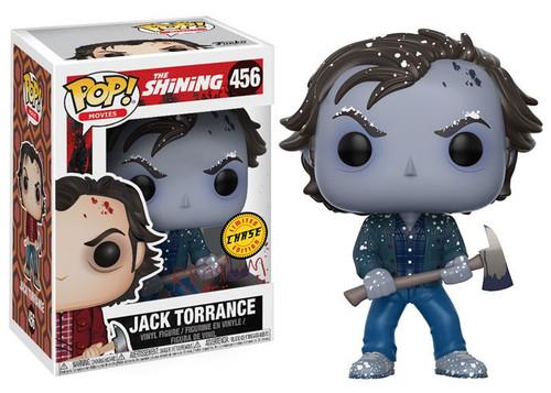 Funko The Shining POP! Movies Jack Torrance Vinyl Figure #456 [Chase Version]