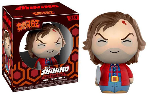Funko The Shining Dorbz Jack Torrance Vinyl Figure #355 [Regular Version]