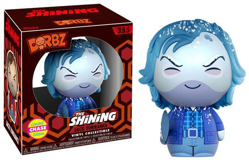 Funko The Shining Dorbz Jack Torrance Vinyl Figure #355 [Chase Version]