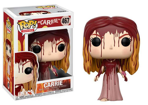 Funko POP! Movies Carrie Vinyl Figure #467