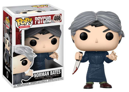 Funko Psycho POP! Movies Norman Bates Vinyl Figure #466