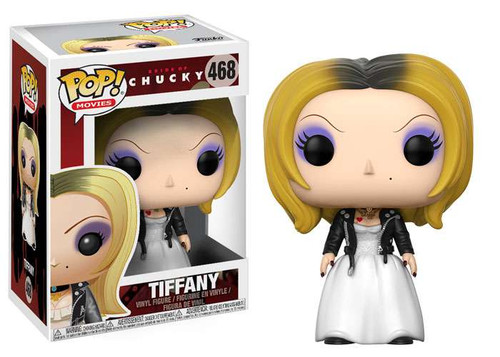 Funko Bride of Chucky POP! Movies Tiffany Vinyl Figure #468 [Regular Version]
