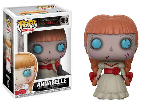 Funko POP! Movies Annabelle Vinyl Figure #469