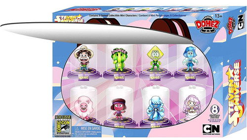 Domez Steven Universe Exclusive Figure 8-Pack