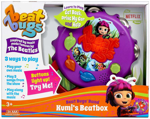 Beat Bugs Band Kumi's Beatbox Roleplay Toy