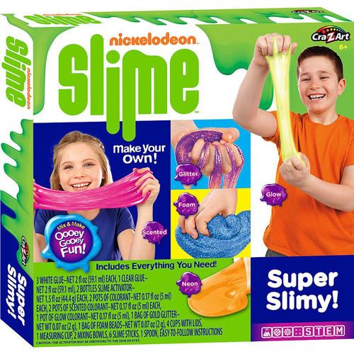 Nickelodeon Slime Super Slimy Kit [Version 1]