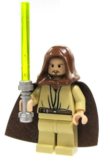 LEGO Star Wars Qui-Gon Jinn Minifigure [Loose]