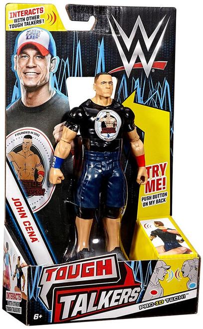 WWE Wrestling Tough Talkers John Cena Action Figure [Wave 2]