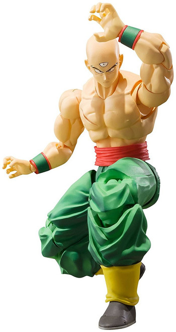 Dragon Ball S.H. Figuarts Tien Shinhan & Chiaotzu Action Figure
