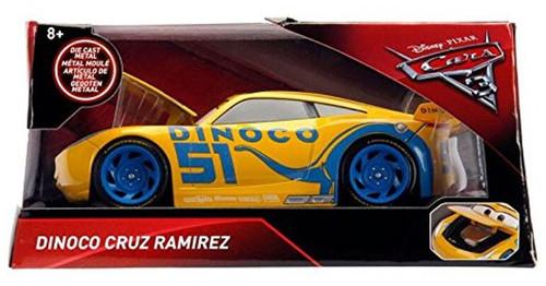 Disney / Pixar Cars Cars 3 Dinoco Cruz Ramirez Diecast Car [Jada Toys]