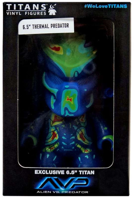 Alien vs Predator Thermal Predator 6.5-Inch Vinyl Figure