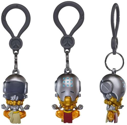 Overwatch Clip On Hangers Series 1 Zenyatta Figure [Loose]