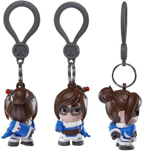 Overwatch Clip On Hangers Series 1 Mei Figure [Loose]
