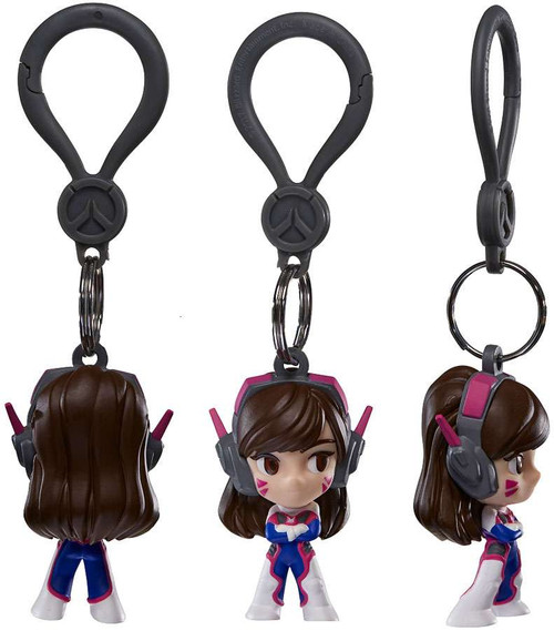 Overwatch Clip On Hangers Series 1 D. Va Figure [Loose]