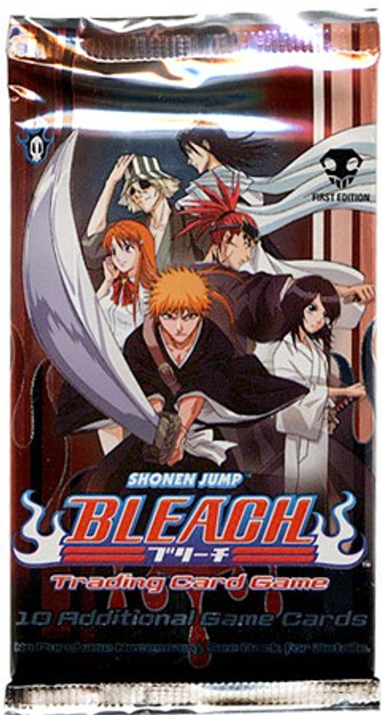 Bleach Trading Card Game Series 1 Premiere Booster Pack [10 Cards]
