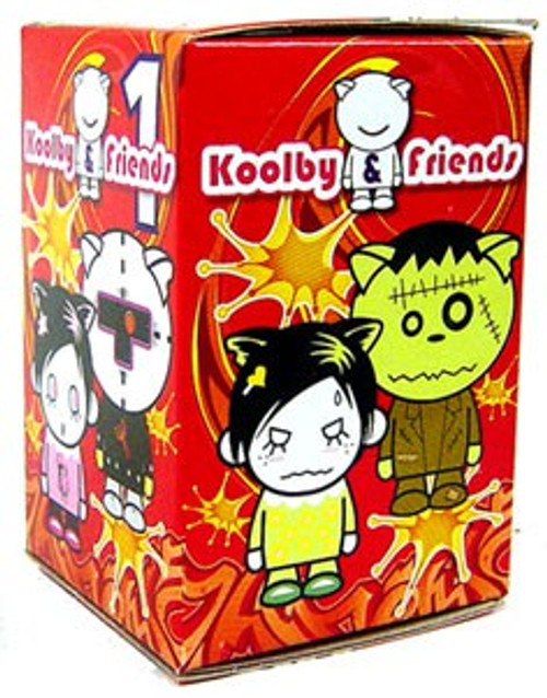 Koolby & Friends Mini Figure Blind Box