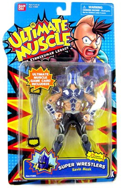 Ultimate Muscle The Kinnikuman Legacy Super Wrestlers Kevin Mask Action Figure