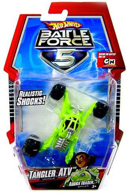 Battle Force 5 Tangler ATV Mini Battle Car