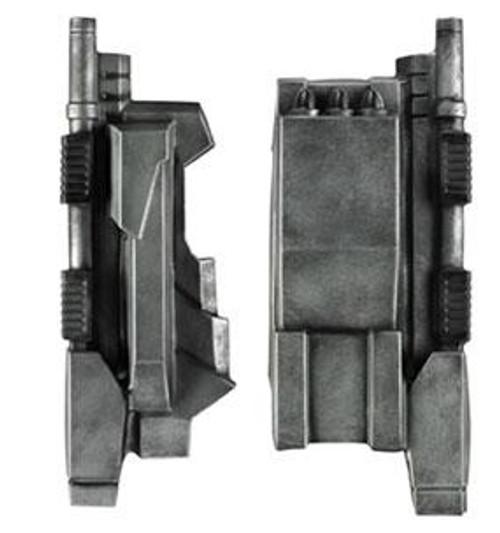 Iron Man 2 Costumes War Machine Rocket Gauntlets #11680
