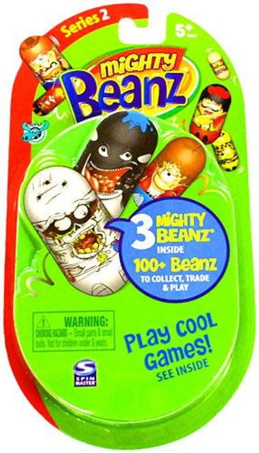Mighty Beanz Series 2 Booster Pack
