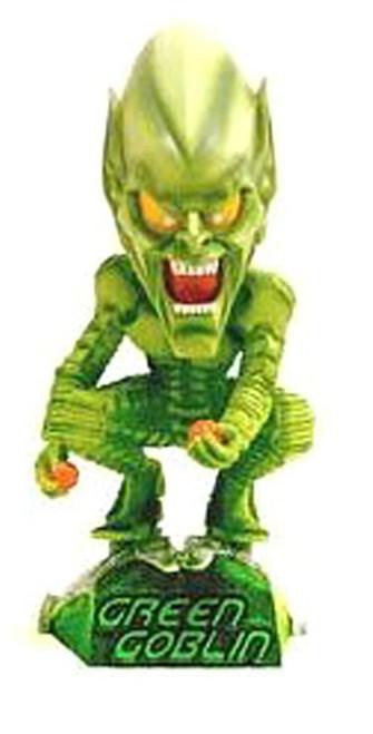NECA Head Knockers Spider-Man Movie Green Goblin Bobble Head