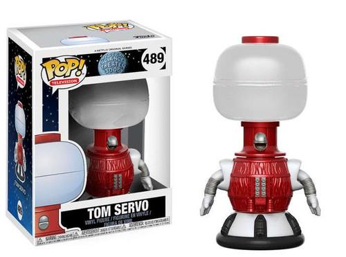 Funko Mystery Science Theater 3000 POP! TV Tom Servo Vinyl Figure #489
