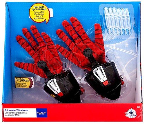 Disney Homecoming Spider-Man Webshooter Exclusive Roleplay Toy [2017]