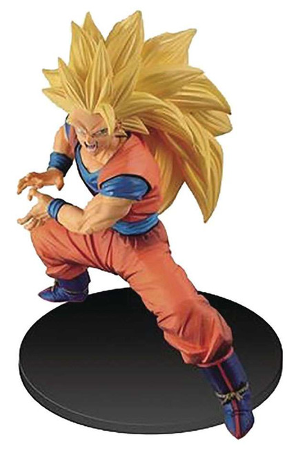 Dragon Ball Super FES!! Super Saiyan 3 Son Goku 5.5-Inch Collectible PVC Figure