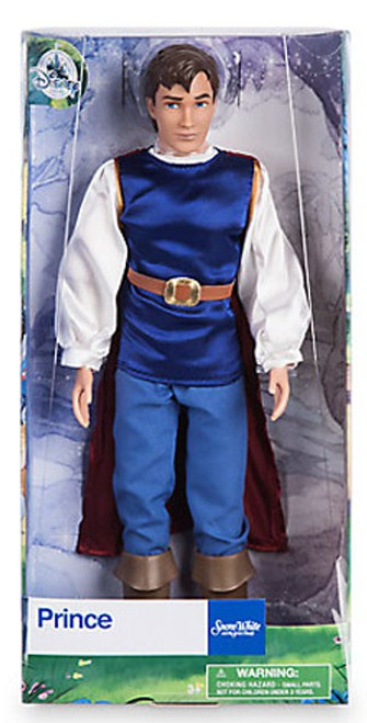 Disney Snow White Prince Exclusive 11.5-Inch Doll
