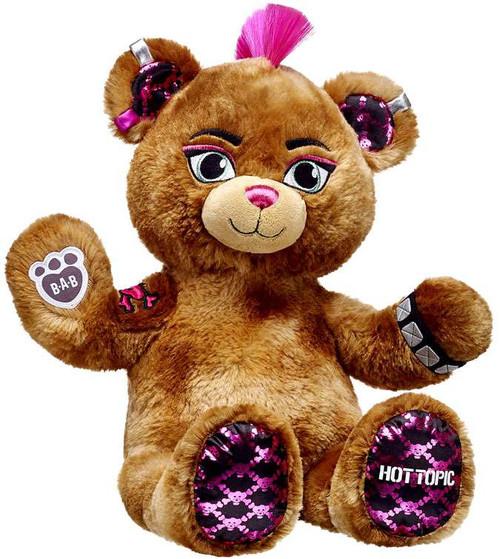 Build a Bear Furry N' Fierce Exclusive 10-Inch Plush