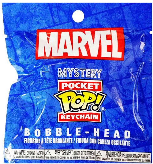Funko Pocket POP! Keychain Marvel Mystery Pack