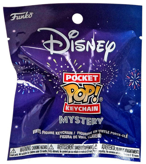 Funko Pocket POP! Keychain Disney Mystery Pack
