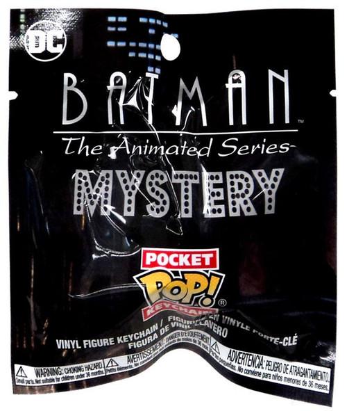 Funko DC Pocket POP! Keychain Batman the Animated Series Mystery Pack