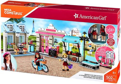 American Girl Grace's 2-in-1 Day in Paris Set