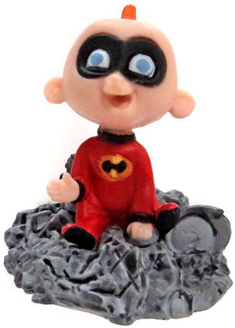 Disney / Pixar Incredibles Gacha Jack-Jack Parr 1.5-Inch PVC Figurine [Loose]