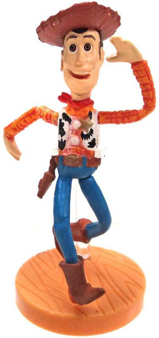 Disney / Pixar Woody 1.5-Inch PVC Figure