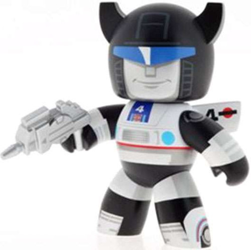Transformers Mighty Muggs Jazz Exclusive Vinyl Figure [Damaged Package]