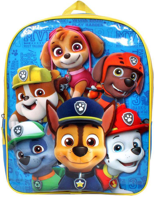Paw Patrol Here to Help Backpack