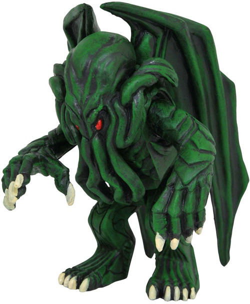 Vinmate Cthulhu 4-Inch PVC Statue