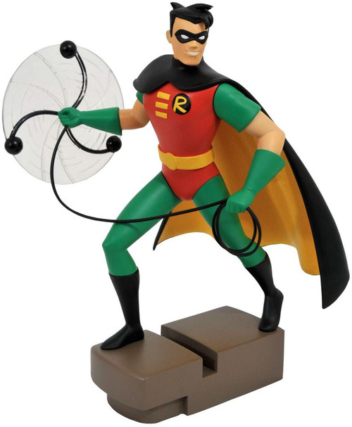 Batman The Animated Series DC Gallery Robin 9-Inch PVC Figure Statue