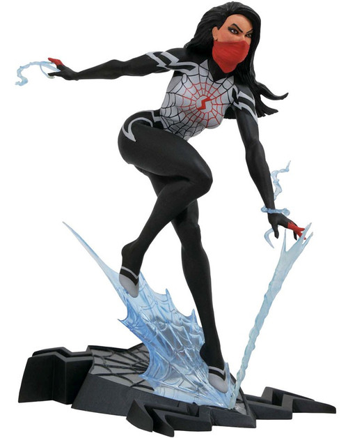 Marvel Gallery Silk 9-Inch PVC Figure Statue