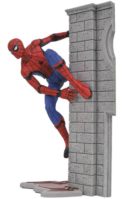 Spider-Man: Homecoming Marvel Gallery Spider-Man 10-Inch PVC Figure Statue [Spider-Man: Homecoming]