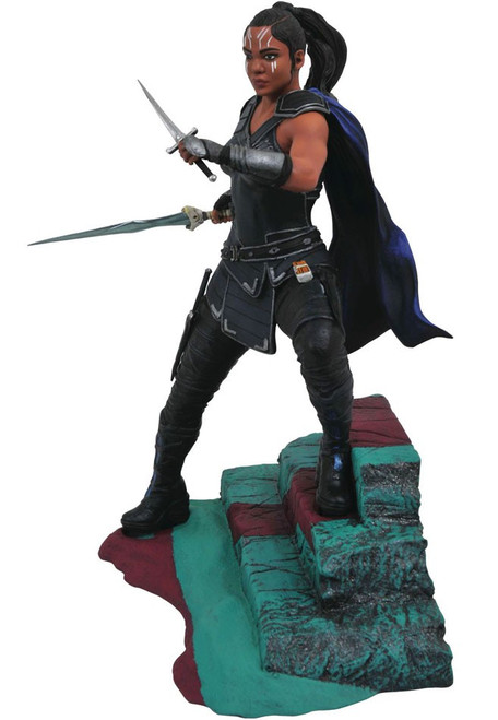 Thor: Ragnarok Marvel Gallery Valkyrie 9-Inch PVC Figure Statue