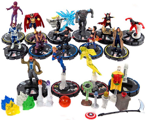 Marvel / DC Heroclix Huge LOT
