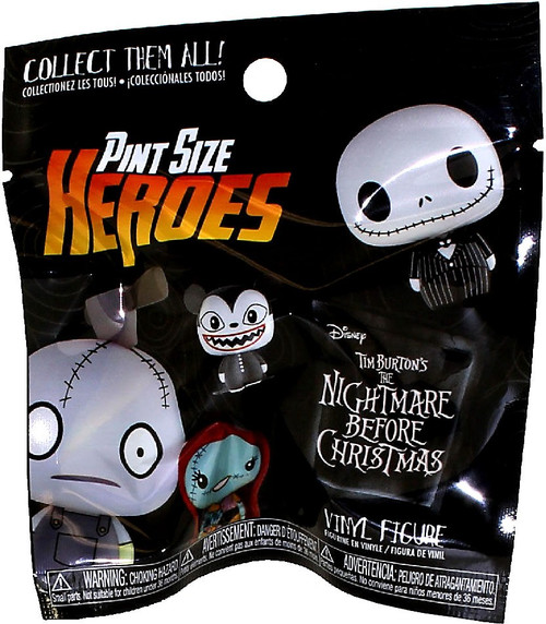 Funko Disney Pint Size Heroes Nightmare Before Christmas Mystery Pack