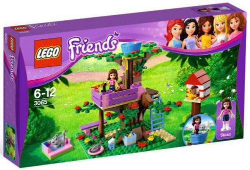 LEGO Friends Olivia's Tree House Set #3065 [Damaged Package]