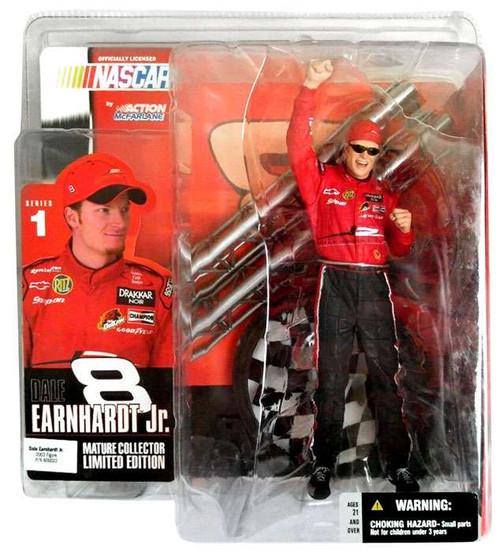 McFarlane Toys NASCAR Series 1 Dale Earnhardt Jr. Action Figure [Damaged Package]