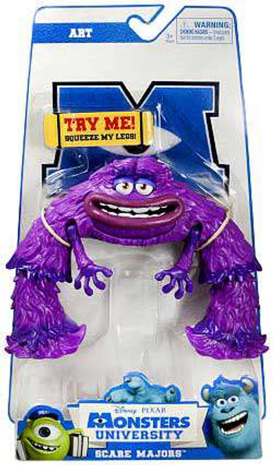 Disney / Pixar Monsters University Scare Majors Art Action Figure [Loose]