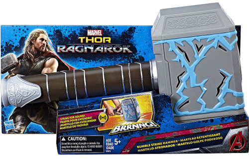 Marvel Thor: Ragnarok Rumble Strike Hammer